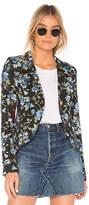 Smythe Tuxedo Stripe Blazer
