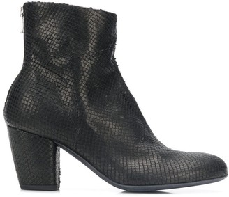 Officine Creative Julie heel ankle boots