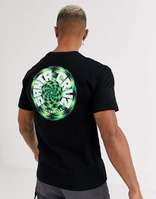 Santa Cruz Tortile t-shirt in black