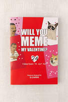 Urban Outfitters Will You Meme My Valentine? Card Pack