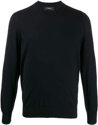 Theory basic sweatshirt
