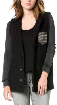 Miss Me Dark Rebel Jacket