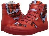 Marc Jacobs Printed High Top Sneaker