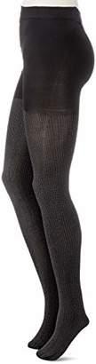 Ulla Popken Women's Strumpfhose, Glitzer, Große Größen Tights, 60,XX-Large (Size: 48+)