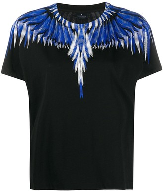 Marcelo Burlon County of Milan squared wings T-shirts