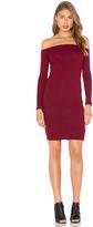 Capulet Shoulderless Bodycon Dress