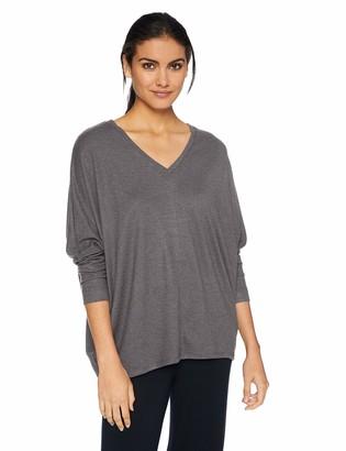 N Natori Women's Sweater Knit Jersey Top