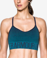 Under Armour HeatGear Y-Back Low-Impact Compression Sports Bra
