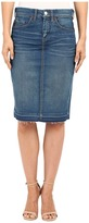 Blank NYC Denim Pencil Skirt