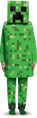 Disguise Boys' Costume Outfits - Minecraft Creeper Deluxe Dress-Up Set - Boys