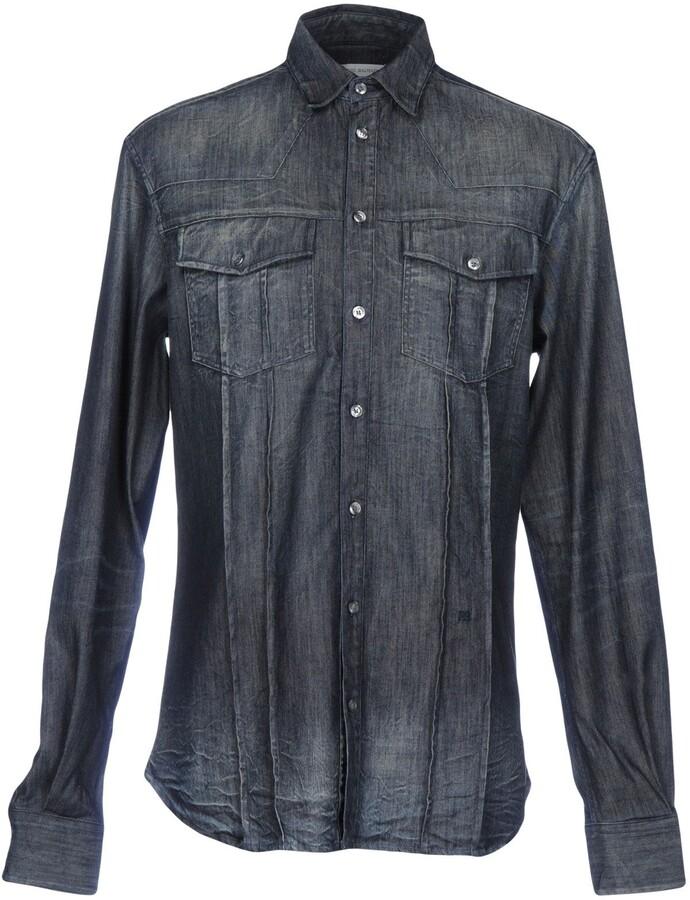 Pierre Balmain Denim shirts - Item 42605934