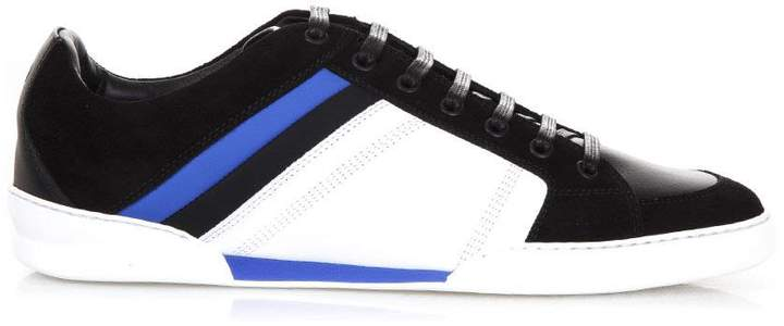 Christian Dior Suede & Leather Sneakers