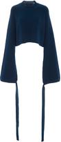 Ellery Monty Cropped Sweater