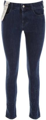 Stella McCartney Stars Skinny Jeans