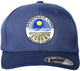 Blue & Cream Blue&Cream Blue Sagaponack Snapback