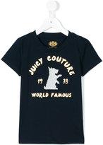 Juicy Couture logo-print T-shirt