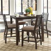 Signature Design by Ashley Dresbar Counter Height Dining Table