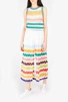 Missoni Zigzag-Knit Cropped Trousers