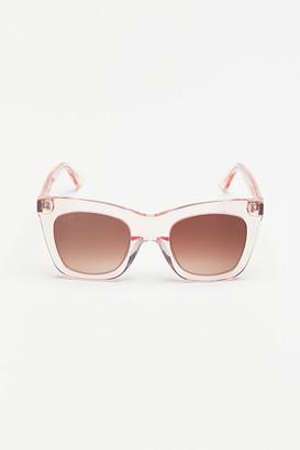 DIFF Eyewear Kaia Cat-Eye Sunglasses