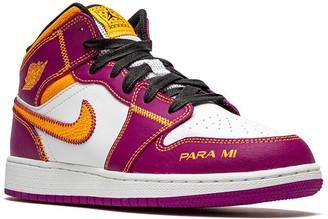 Jordan Kids Air Jordan 1 Mid DOD sneakers