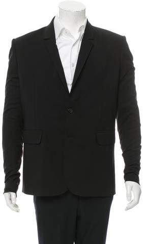 Y/Project Two-Button Notch-Lapel Blazer