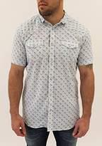 Diesel Men's Sulpher-Short Shirt