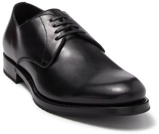 Dolce & Gabbana Leather Plain Toe Derby