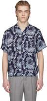Éditions M.R Blue Safari Print Shirt