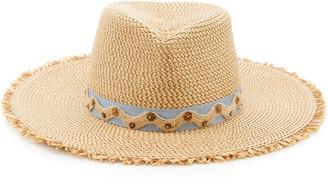 Eric Javits Kadija Woven Sun Hat