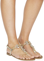 Office Serena Embellished Sandals