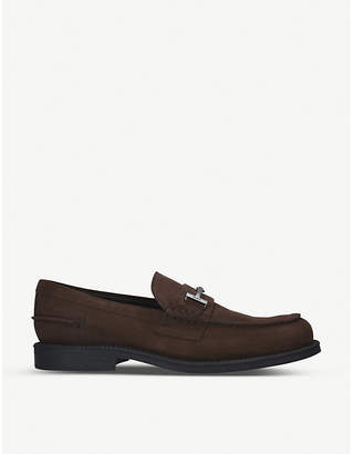 Tod's Tods Leather penny loafers