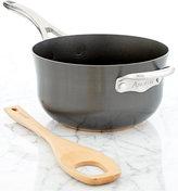 Anolon Nouvelle Hard-Anodized Copper 4 Qt. Risotto Pan & Spoon