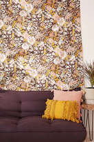 Urban Outfitters Mila Stone-Washed Floral Tapestry