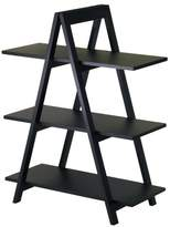 Winsome Wood Tier A-Frame Shelf