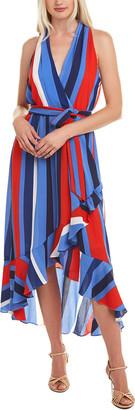 Julia Jordan Striped Dress