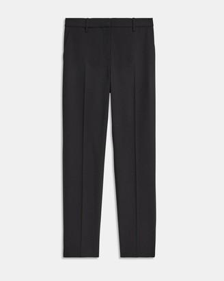 Theory Treeca Full Length Pant in Good Wool