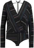 BCBGeneration Long sleeved top black/multi