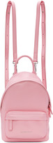 Givenchy Pink Nano Leather Backpack
