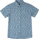 RVCA Men's Daised Short Sleeve Shirt