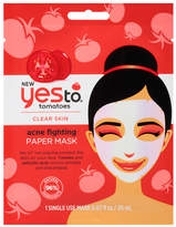 Yes to Tomatoes Paper Sheet Mask Single Pack