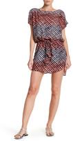 Vix Atoll Silvia Printed Short Dress