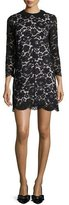 Ted Baker Ameera Lace Sheath Dress, Black