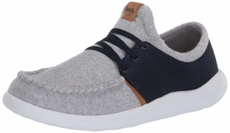 Dearfoams Men's Closed Back Slipper