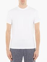 Sunspel White Cotton T-Shirt