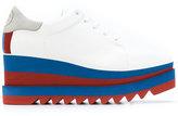 Stella McCartney Sneak-Elyse platform shoes - women - Artificial Leather/rubber - 35