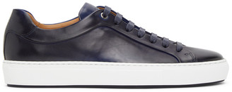 HUGO BOSS Navy Mirage Sneakers
