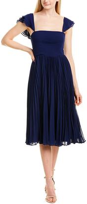 Fame & Partners Midi Dress