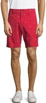 Gant Men's Printed Cotton Shorts