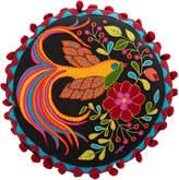 Jan Constantine Fiesta Bird of Paradise Cushion