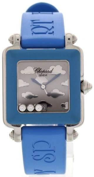 Chopard Be Happy 2 Model 27/8896-404 Ladies Watch